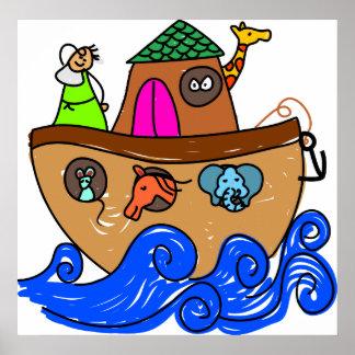 Noahs Ark Posters