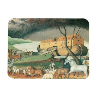 Noah's Ark Rectangle Magnets