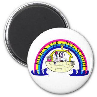 Noah's Ark Preschool Magnet