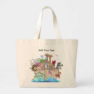 Noah's Ark - SRF Jumbo Tote Bag