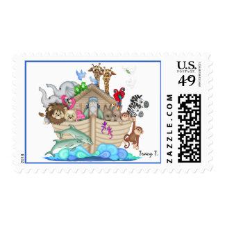 Noah's Ark - SRF Stamp