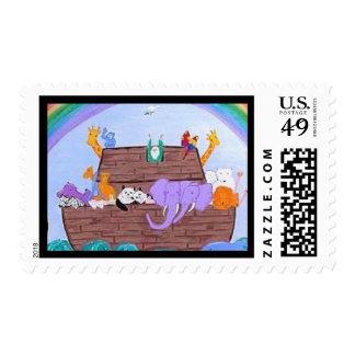 Noah's Ark Stamp