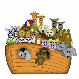 Noah's Ark Statuette