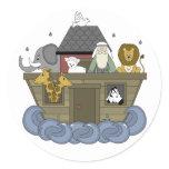 Noahs Ark Stickers