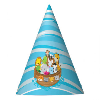 Noah's Ark Theme | Baby Animals Party Hat