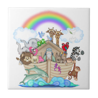 Noah's Ark Tile