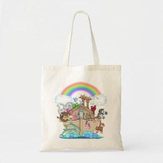 Noahs Ark Tote Bag
