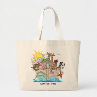 Noah's Ark Tote - SRF Jumbo Tote Bag