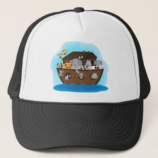 Noah's Ark Trucker Hat
