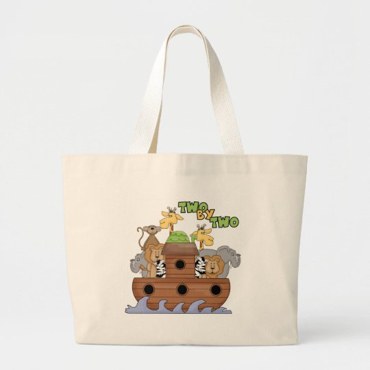 Noah's Ark, Two By Two Tote Bag