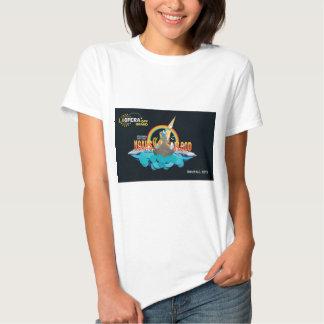 Noah's Flood at LA Opera T Shirts