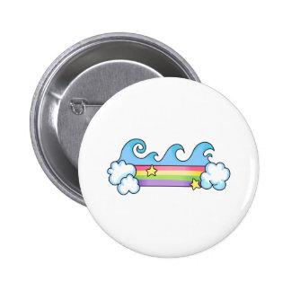 NOAHS RAINBOW PIN