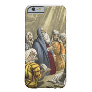Noah's Sacrifice on Leaving the Ark, from a bible Barely There iPhone 6 Case
