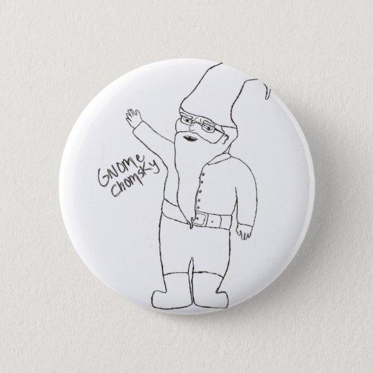 Noam Chomsky Button