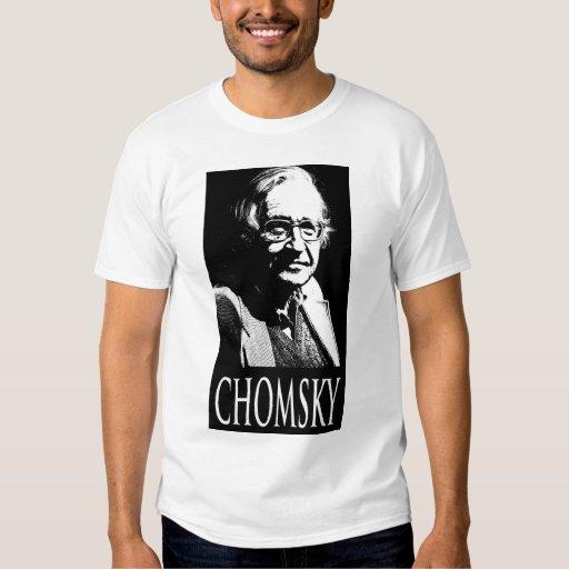 Noam Chomsky T Tshirts