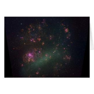 NOAO/nube de Magellanic grande Tarjeta De Felicitación