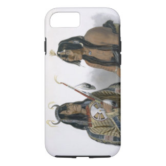 Noapeh, an Assiniboin Indian and Psihdja-Sahpa, a iPhone 7 Case