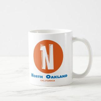 Noarth Oakland Classic White Coffee Mug