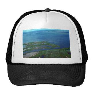 Noatak River Delta - Aerial View Hat