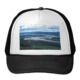Noatak River Flats - Aerial View Trucker Hats