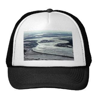 Noatak River in Winter Trucker Hat