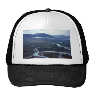 Noatak River - Upper 3rd - Aerial View Trucker Hat