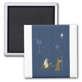 NOB161 Mary and Joseph.tif Magnet