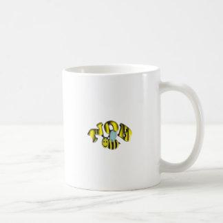 nob bee coffee mug