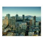 Nob Hill, San Francisco Postcard