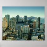 Nob Hill, San Francisco Poster