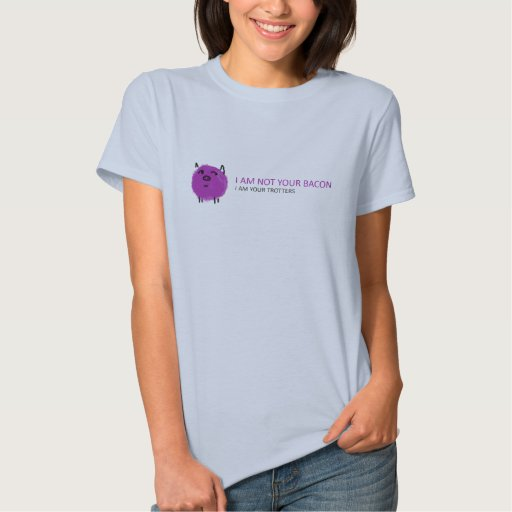 nobacon camiseta