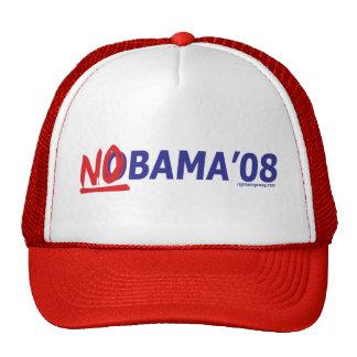 NObama '08 Hat