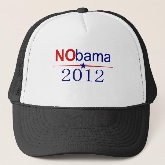 NObama 2012 election Trucker Hat