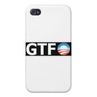 Nobama 2012 iPhone 4/4S case