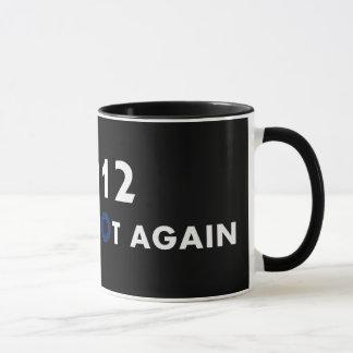 NoBama 2012 Presidential Election Mug