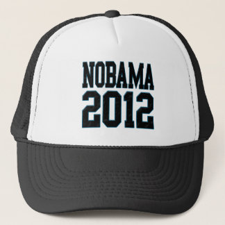 Nobama 2012 trucker hat