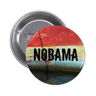 NOBAMA 2 INCH ROUND BUTTON