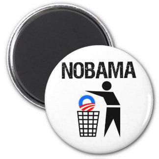 NoBama 2 Inch Round Magnet