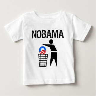NoBama Baby T-Shirt