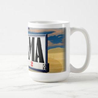 NOBAMA Billboard Coffee Mug