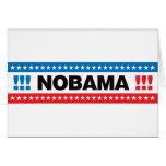 Nobama! Card