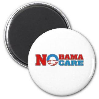 NObama Care 2 Inch Round Magnet