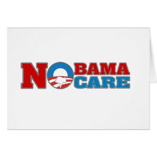 NObama Care Card