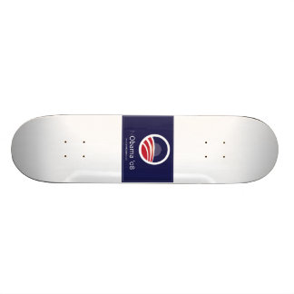 NObama for President 08 Election Skate Board