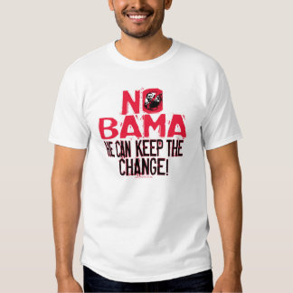 Nobama guarda el cambio poleras