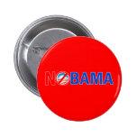Nobama Hats, Mugs, Hoodies, T shirts Pinback Buttons