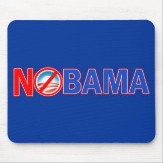 Nobama Hats, Mugs, Hoodies, T shirts Mouse Pad