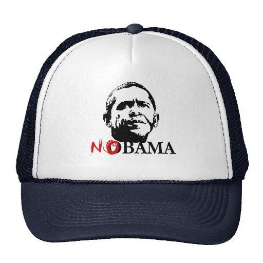 Nobama Head 1 Hat
