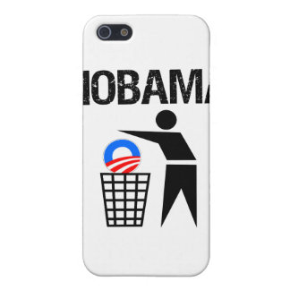 NoBama Covers For iPhone 5