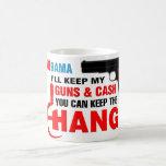 Nobama - Keep The Change! Classic White Coffee Mug
